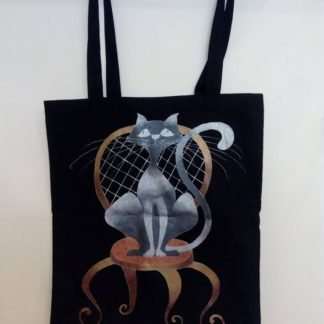 maolvaná taška na nákup