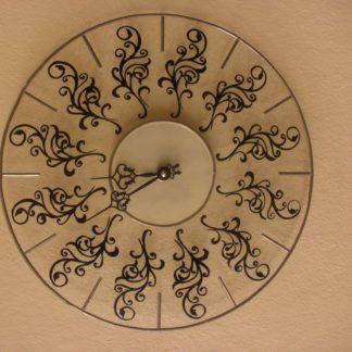 hodiny na stěnu