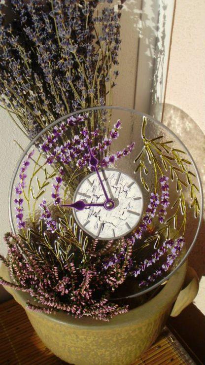 ručně malované hodiny