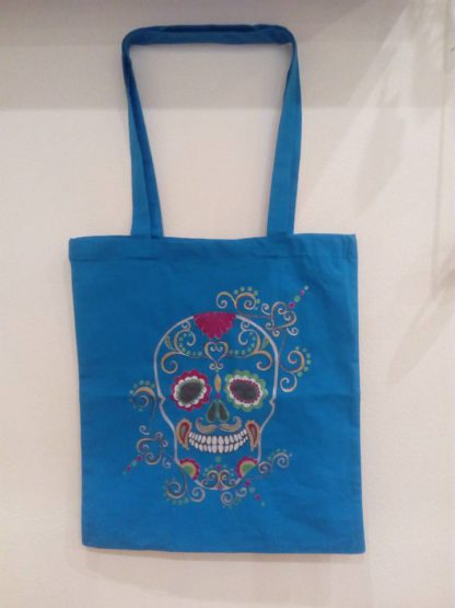 nákupní malovaná taška