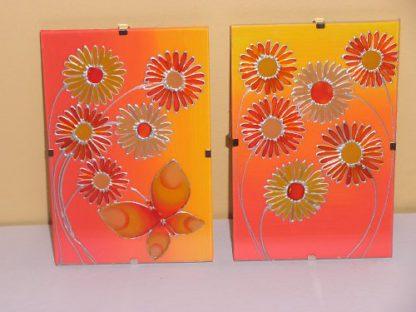 dekorační sklo