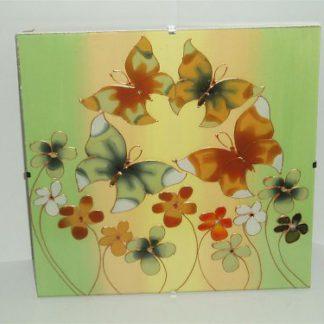 malované skleněné obrázky
