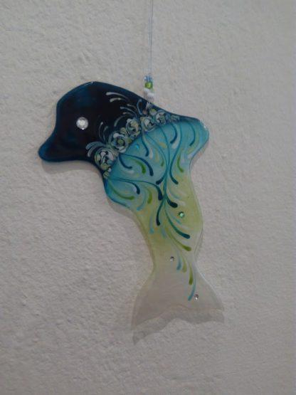 skleněná ryba