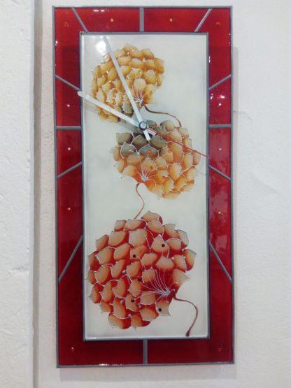 nástěnné malované hodiny