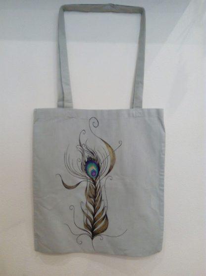taška malovaná